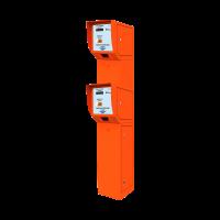 Двухуровневая выездная стойка АП-ПРО 2-2У