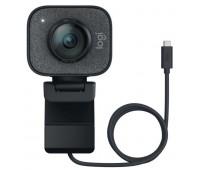 Web-камера LOGITECH StreamCam GRAPHITE, черный и серый
