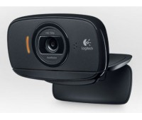 Web-камера LOGITECH HD Webcam C525, черный
