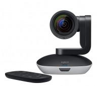Web-камера LOGITECH Conference Cam PTZ Pro 2, черный и серебристый