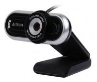 Web-камера A4 PK-920H-1, черный и серебристый