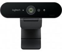 Web-камера LOGITECH Brio Stream Edition, черный