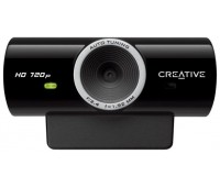 Web-камера CREATIVE Live! Cam Sync HD, черный