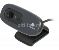 Web-камера LOGITECH HD Webcam C270, черный