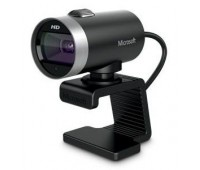 Web-камера MICROSOFT LifeCam Cinema H5D-00015, черный