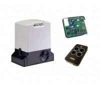 FAAC 741 KIT (741_FAAC8_RC) комплект автоматики с пультом для откатных ворот до 900 кг