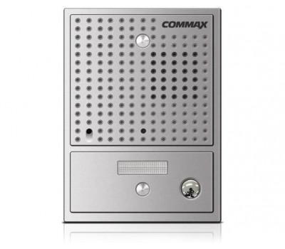Commax DRC-4CGN2 серебро одноабонентская CVBS видеопанель