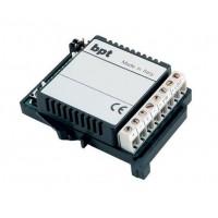 BPT VZS/308C (62822400) модуль закодированного вызова для 8 абонентов