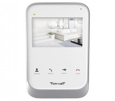 """Tor-Net TR-26 MW 4"""" цветной CVBS видеодомофон"""