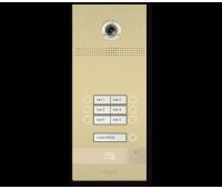 BAS-IP BI-06FB GOLD вызывная панель на 6 абонентов