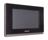 """Commax CDV-1020AE/VZ CDV-1020AE/Vizit черный 10.2"""" цветной CVBS видеодомофон"""
