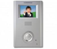"""Commax CDV-35H/VZ CDV-35H/Vizit серый 3.5"""" цветной CVBS видеодомофон"""