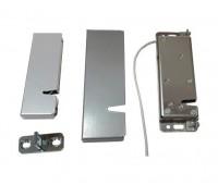 AL-250UZ серый электромагнитный замок 250 кг