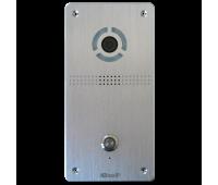 BAS-IP AV-04FD SILVER одноабонентская цветная IP видеопанель