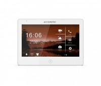 "AccordTec AT-VD A101 C/SD WH цветной 10"" видеодомофон"