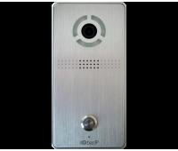 BAS-IP AV-04SD SILVER одноабонентская цветная IP видеопанель