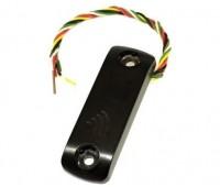 IronLogic CP-Z-3 мод. E (7778) темный накладной RFID-считыватель