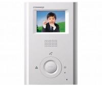 """Commax CDV-35H/VZ CDV-35H/Vizit белый 3.5"""" цветной CVBS видеодомофон"""