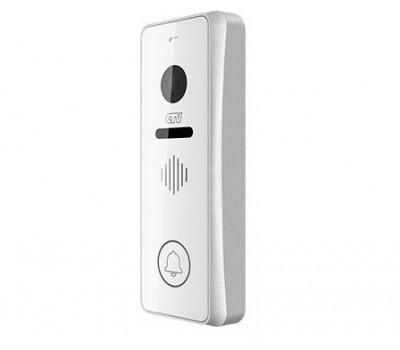 CTV-D4001AHD белый одноабонентская цветная AHD видеопанель