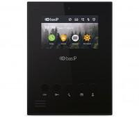 """BAS-IP AU-04LA BLACK 4.3"""" цветной IP видеодомофон"""
