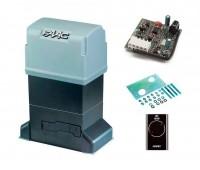 FAAC 844 KIT SLH (844_FAAC8_SLH) комплект автоматики с пультом для откатных ворот до 1800 кг