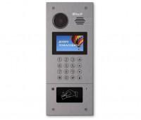 BAS-IP AA-07B SILVER многоабонентская цветная IP видеопанель
