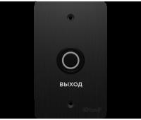 BAS-IP SH-45R BLACK пьезоэлектрическая кнопка выхода