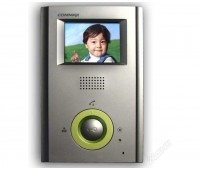 """Commax CDV-35H/XL перламутровый 3.5"""" цветной CVBS видеодомофон"""