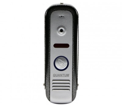 Quantum QM-307A серебро одноабонентская цветная AHD видеопанель