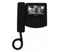AccordTec AT-VD433C BL цветной 4-x проводный, 4.3'' TFT LCD (320х240) видеодомофон
