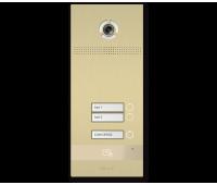 BAS-IP BI-02FB GOLD вызывная панель на 2 абонента