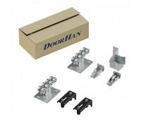 DoorHan DHPN-71 комплект роликов и направляющих сдвижных ворот