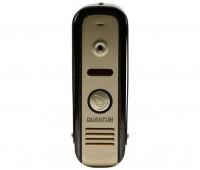 Quantum QM-307A золото одноабонентская цветная AHD видеопанель