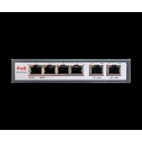 BAS-IP SH-20.4 неуправляемый PoE коммутатор