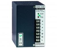 OSNOVO PS-12150/I блок питания 12 В, выходной ток 12.5А на DIN-рейку
