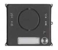 BPT MTMFA1PVR (60020610) Антивандальная накладка аудиомодуля c 1 кнопкой для вызывной панели MTM