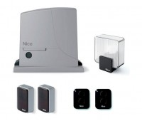 NICE ROX1000KIT2 комплект автоматики для откатных ворот до 1000 кг