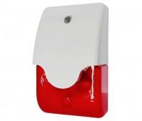 Smartec ST-AA020LS-RD строб-лампа с сиреной