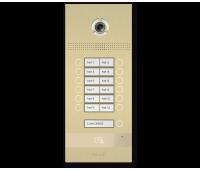 BAS-IP BI-12FB GOLD вызывная панель на 12 абонентов