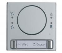 BPT MTMFA2P (60020070) Накладка аудиомодуля c 2 кнопками для вызывной панели MTM