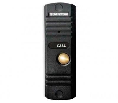 Quantum AT-VD 305N черный одноабонентская цветная CVBS видеопанель
