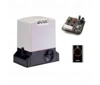 FAAC 740 KIT SLH (740_FAAC8_SLH) комплект автоматики с пультом для откатных ворот до 500 кг