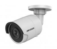 HikVision DS-2CD2023G0-I 6mm 2 Мп уличная корпусная IP видеокамера с подсветкой до 30м, c PoE