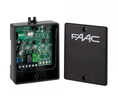 FAAC Радиоприемник XR 868 МГц (787749)