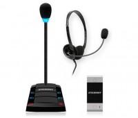 Stelberry S-402 одноканальное переговорное устройство клиент-кассир