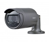 Samsung Wisenet LNO-6070R 2 Мп уличная корпусная IP видеокамера с подсветкой до 30м, c PoE