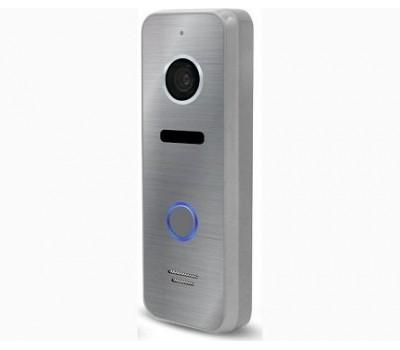 Quantum QM-308H серебро одноабонентская цветная CVBS видеопанель