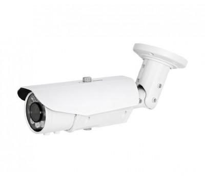 Infinity TPC-2000LPR 2712 2 Мп уличная корпусная IP видеокамера с подсветкой до 60м, c PoE
