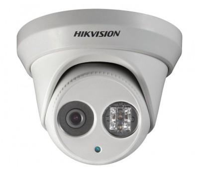 HikVision DS-2CD2383G0-I 2.8mm 8 Мп уличная купольная IP видеокамера с подсветкой до 30м, c PoE