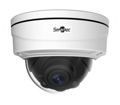 Smartec STC-IPM5512A/1 Estima 5 Мп уличная купольная IP видеокамера с подсветкой до 50м, c PoE
